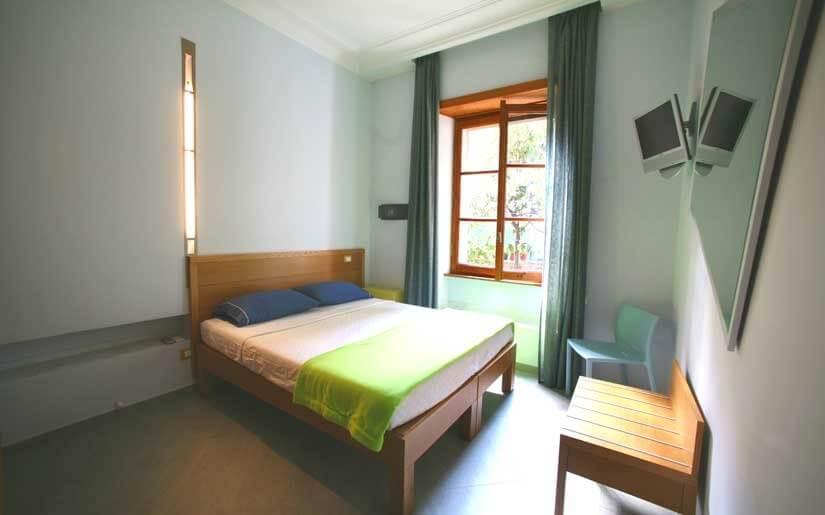 חדר במלון מי גסט רומא