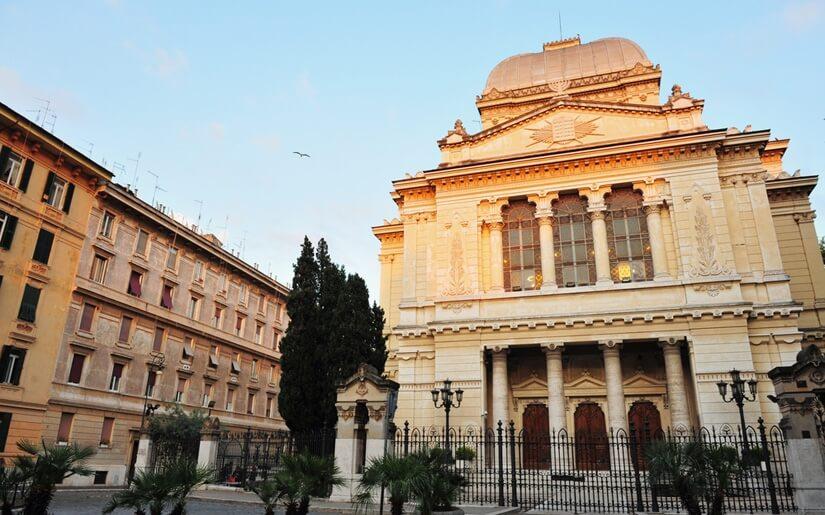 בית הכנסת היהודי של רומא