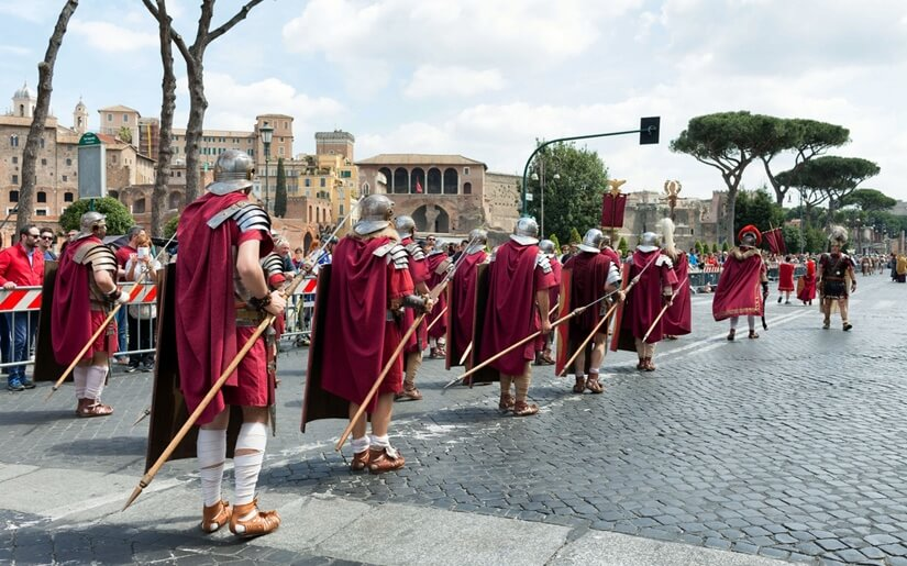 מדריך לפסטיבלים ברומא